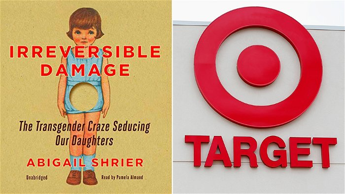 Target dumps 'transphobic' book after a SINGLE complaint on Twitter, prompting cries of 'censorship'