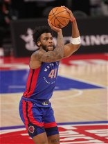 Detroit Pistons struggling to win, but young core shows promise when given the opportunity