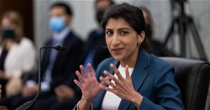 Democrats urge Amazon, Facebook to stop campaigning for FTC Chair Khan's recusal in antitrust cases