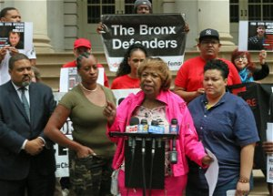 Mother of Eric Garner seeks to hold city officials accountable