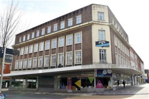 Old YMCA shop and office block for sale as part of latest changes on Kingsway