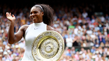 Serena Williams once challenged men's player at Australian Open