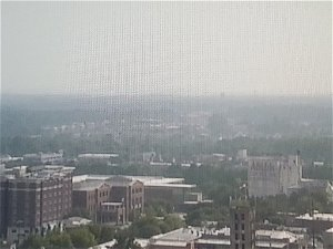 Air quality concerns heighten due to smoke from 166 forest fires in northwestern Ontario