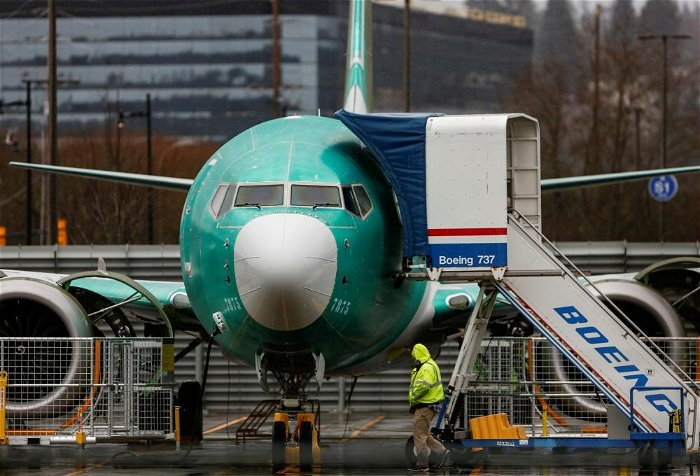 Ex-Boeing pilot indicted for fraud in 737 Max probe