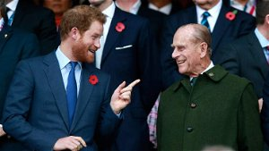 Prince Harry could face quarantine to attend Philip funeral
