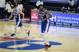 Doc Rivers excited to have Joel Embiid, Sixers actually practice fully