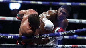 Final offers for Joshua, Fury fight coming Sunday