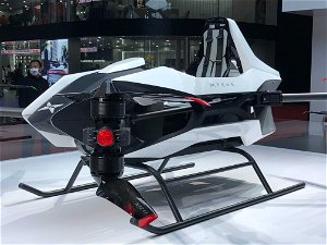 Xpeng-backed flying car startup raises $500 mln