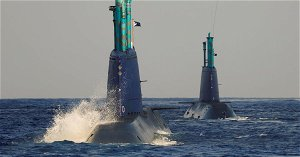 EXCLUSIVE In the belly of the whale: Israeli sub simulates strike
