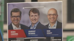 After candidate resigns over troubling posts, Coderre calls it a case of trolls spreading 'trash'