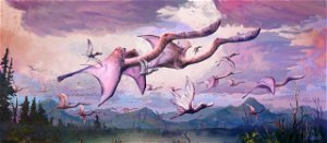 Newly-hatched pterosaurs may have been able to fly