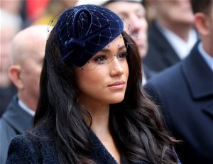 Meghan Markle Wanted to Support Prince Harry at Prince Philip's Funeral