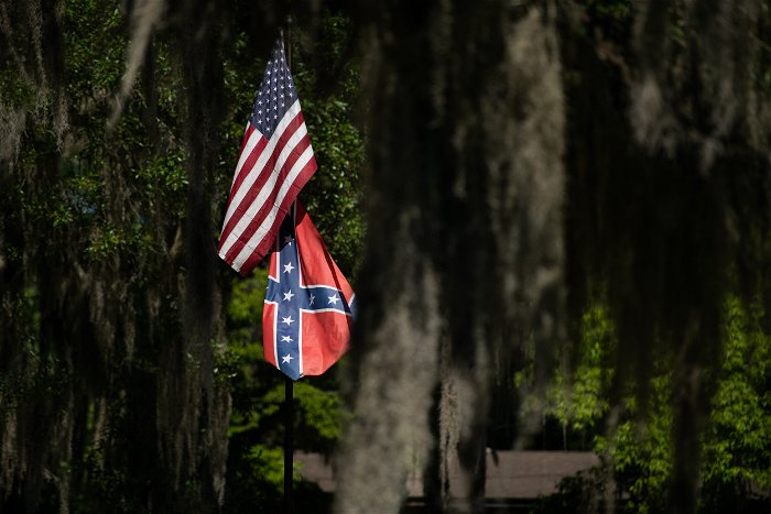 Black Students Suspended for Confederate Flag Protest