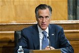 U.S. Senator Mitt Romney recovering after fall that led to a 'lot of stitches'
