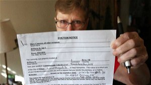 'They came in like we were nothing': Dover woman with housing voucher evicted