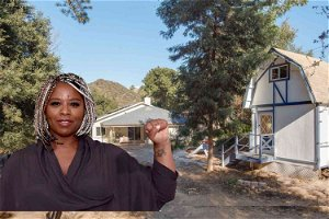 """The cofounder of BLM just bought a $1.4 million L.A. """"compound"""" in a rich, largely white neighborhood"""