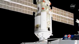 'This is a big deal': Space station rotated 540 degrees after Russian module misfired