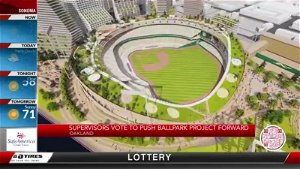 Future of the A's: Oakland supervisors to push ballpark project forward