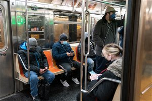 Subway ridership exceeds 2 million a day for first time amid pandemic: MTA