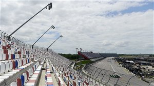 NASCAR lineup at Darlington: Starting order, pole for Sunday's race without qualifying