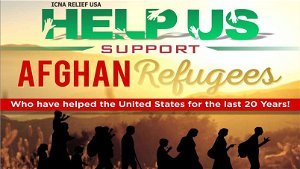 Radical Muslim Group Assists with Afghan Resettlement in America - Frontpagemag