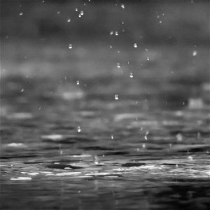 Raindrop sizes similar on Earth and alien worlds