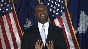 Tim Scott Is Now a Front-Runner for 2024