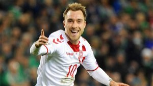 Christian Eriksen discharged from hospital and visits Denmark teammates after collapse