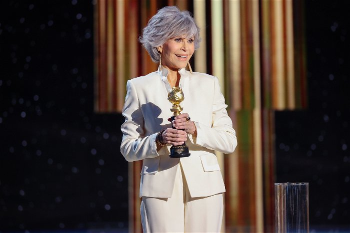 Fonda says Hollywood needs more diversity after Globes honor