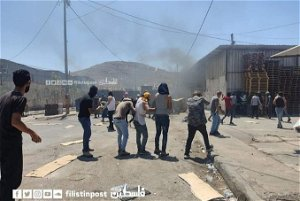 West Bank: Israeli Forces Wound Hundreds at Anti-Settlement Protests