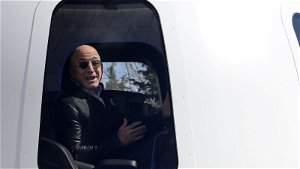 Jeff Bezos to launch Blue Origin 'business park' in space: 'Beginning of future!'