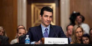 Gottlieb: 'Nobody knows' origins of six-foot social-distancing recommendation
