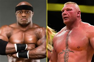 Bobby Lashley names 'perfect time' for Brock Lesnar to return and face him