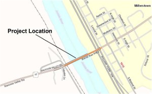 Preliminary work scheduled this week on Perry County bridge project: PennDOT