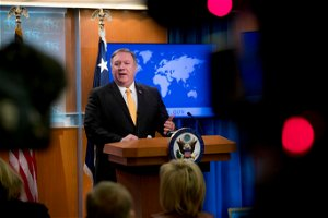 Fox News Adds Former U.S. Secretary of State Mike Pompeo as Contributor