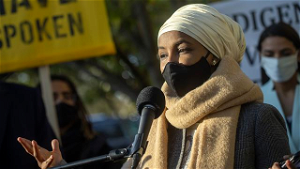 Omar: 'Appalling' for US to move forward with arms sale to Israel