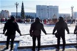 Detentions and warnings ahead of Navalny protests