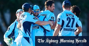 Star quicks finish off Warriors to steer NSW to one-day cup glory