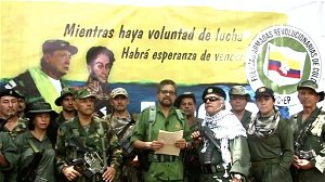 Interpol Red Notices re-issued for top ex-FARC boss Ivan Marquez, Colombia says