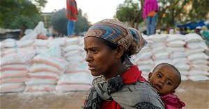 UN official accuses Eritrean forces of deliberately starving Tigray