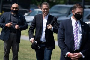 WH's Jen Psaki grilled by reporters about the sale of Hunter Biden's artwork