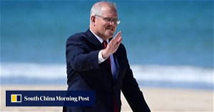 Australia 'ready to sit around table' with China, PM says