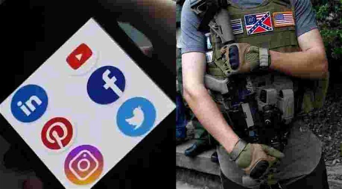 Facebook and tech giants to target attacker manifestos, far-right militias in database