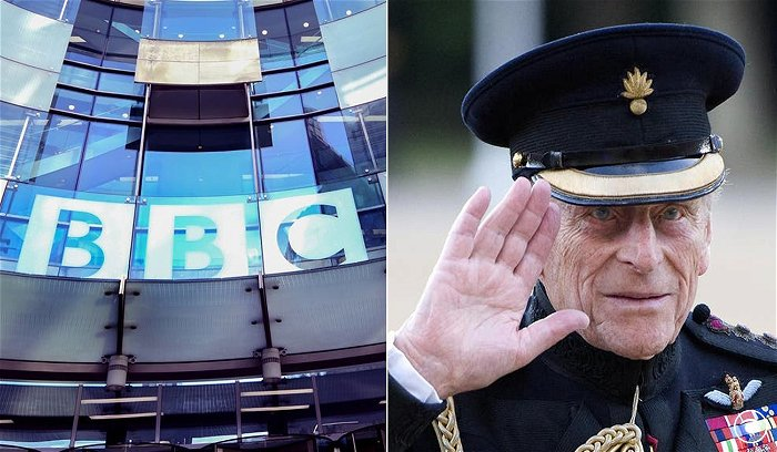 Too much Prince Philip coverage? BBC says complaints have been received