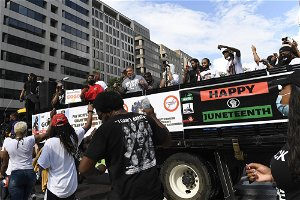 Several Juneteenth Events Planned As Massachusetts Observes Official Holiday For First Time