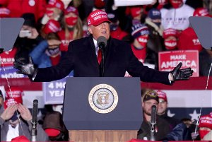Wisconsin seeks $145,000 in fees for Trump's 'bad faith' election lawsuit