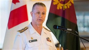 Lack of charges against Admiral McDonald did not mean allegation was 'unfounded,' military police say