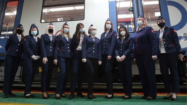 Moscow metro hires women drivers after rule changes