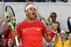 'With Rafael Nadal, there are always more medal options', says ATP ace