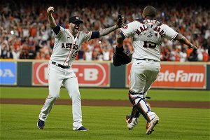 Houston Astros advance to the World Series with a Game 6 win over the Red Sox